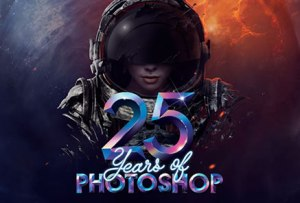 25 years of Adobe Photoshop